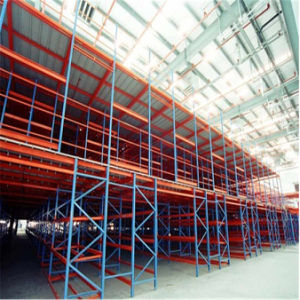 Customized Multi-Purpose Mezzanine Racking pictures & photos
