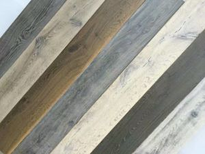Colorful Oak Engineered Wood Flooring pictures & photos