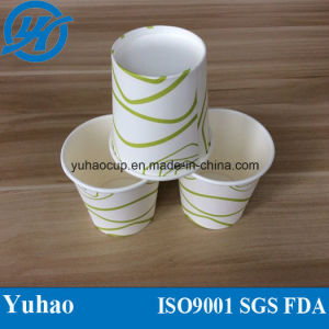 Factory Price Double Wall PE Print Paper Cups for Beverage pictures & photos