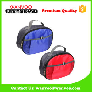 Canvas Promotional High Quality Food Dinner Cooler Bag Heat Insulated Handbag pictures & photos