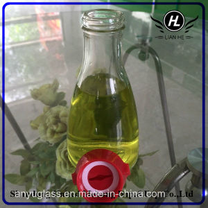 150ml 280ml Sesame Oil Glass Bottle, Cooking Oil Glass Bottles, Vinegar, Soy Sauce Bottle pictures & photos