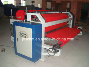 0.5mm Non Woven fabric Slitting Machine pictures & photos