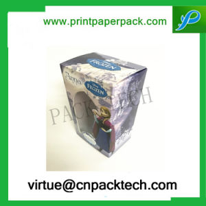 Cartoon Custom Paper Packaging Folding Perfume Box with PVC Window pictures & photos