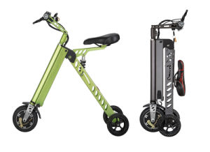 250W Factory Supply Three Wheels Electric Folding Bike pictures & photos