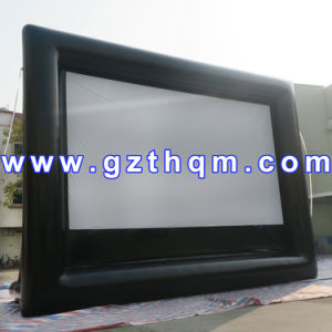 Theater Giant Inflatable Movie Screen Advertising Screen Promotion pictures & photos