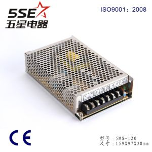 5ms-120-15 120W 15V 8A Mini Size Power Supply pictures & photos