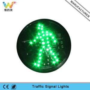 Customized 125mm Pedestrian Light Replacement LED Traffic Light pictures & photos