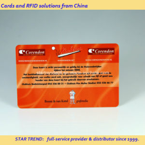 Fully Printed PVC Card with Signature Panel for Client Card pictures & photos