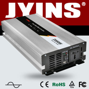 2000W Pure Sine Wave Power Inverter for Solar Power System pictures & photos