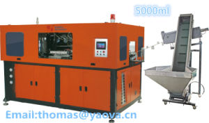 Automatic Pet Stretch Blow Moulding Machine for 5000ml 2 Cavities pictures & photos