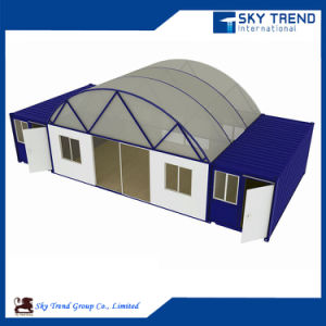 Movable Shops or Stores Expandable Container Houses pictures & photos