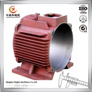 Ductile Iron Motor Housing Factory with Casting pictures & photos