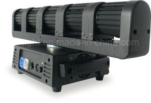 New Hot 5X15W RGBW Pixel Moving Head for Stage Lighting pictures & photos