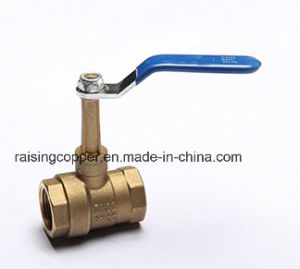 Long Stem Brass Full Port Ball Valve pictures & photos