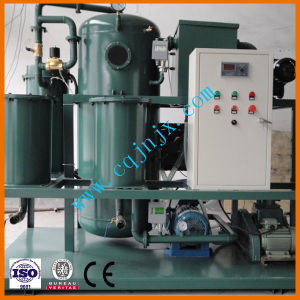 Zla-100 Waste Insulation Oil Filtration Transformer Oil Regeneration System pictures & photos