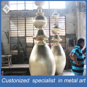 Customized Copper Rod Minar of Mosque for Muslim Islamic Religious pictures & photos