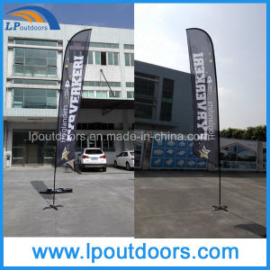 Wholesales Custom Flag Printing Feather Banners Advertising pictures & photos