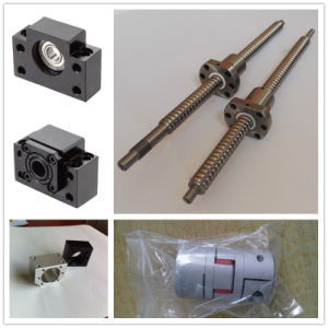 High Precision Domestic Ball Screw with Nut Brackets pictures & photos