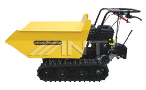 By400 Trucked Skid Steer Power Barrow with Mechanical Transmission pictures & photos
