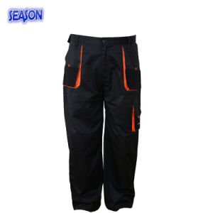 Multi-Pocket Trousers Black Pants Protective Apparel Workwear Clothing pictures & photos