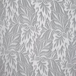 White Chemical Allover Embroidery Lace for Garment