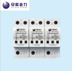 PV Application Solar 3p SPD/Surge Protector (GA7510-32) pictures & photos