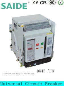 Dw45 Air Circuit Breaker Merlin Gerin Acb pictures & photos
