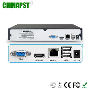 2017 Hot Sale H. 264 8 CH Digital Video Recorder CCTV DVR (PST-NVR008) pictures & photos