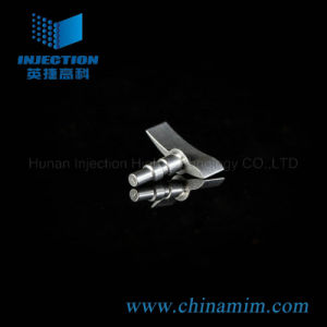 MIM Auto Spare Parts for Nozzle Ring (shift fork) by Metal Injection Molding pictures & photos