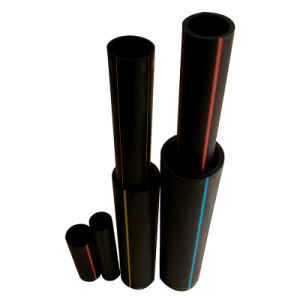 Professional Manufacturer Polyethylene Plastic Pipeline for Water Supply pictures & photos