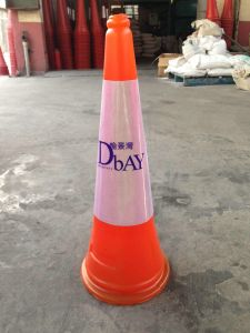 75cm Reflective Orange Traffic Cones (CC-A02) pictures & photos