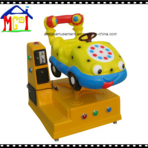 Good Quality Fiberglass Kiddie Ride Amusement Baby Car pictures & photos