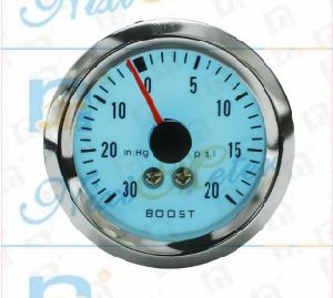 Auto 30-20 Boost Gauge with Cold Light pictures & photos