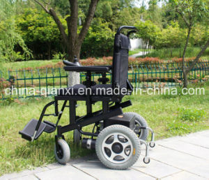 Electric Motor Wheel Chair with Ce pictures & photos