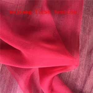 Stretch Silk Georgette Fabrics, pictures & photos