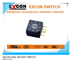 Dial Rotary Switch with 7 Position Switch pictures & photos