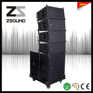 Small Enclosure Dual 15 Inch Subwoofer Line Array Speaker pictures & photos