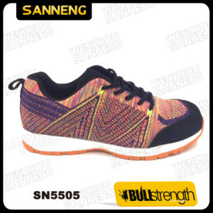 Casual Work Shoe with Composite Toe and Lighter Outsole (SN5505) pictures & photos