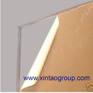 Good Thermal Insulation Acrylic Panel Sheet for LED Light pictures & photos