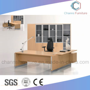 Modern L Shape Office Table with Meeting Desk pictures & photos