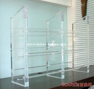 Acrylic Floor Display Stand pictures & photos
