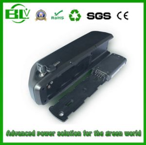 48V20ah Ebike Battery Downtube-1 Type Lithium Battery Pack with 18650 Li-ion Battery Cell pictures & photos