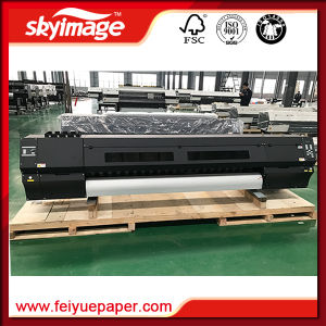 Super-Wide Format Sublimation Printer 1, 8m Oric Ht180-E4 with Four Origial Epson Dx-5 Printhead pictures & photos