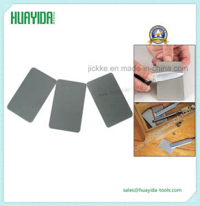 Credit Card Size Diamond Sharpening Stone for Knife pictures & photos