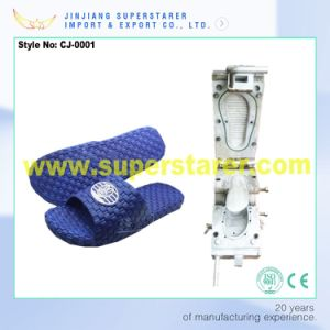 3D PVC Slipper Mould, Aluminum Blowing Shoes Mould, Casting Mould for Sale pictures & photos