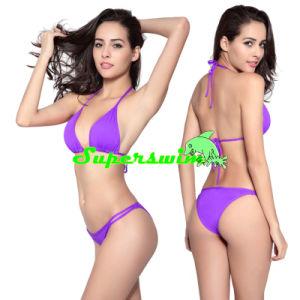 Sexy Brazilian Bikini for Ladies pictures & photos