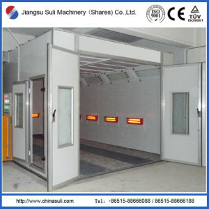 Professional Colorful Standard Oven Bake Car Spray Booth pictures & photos