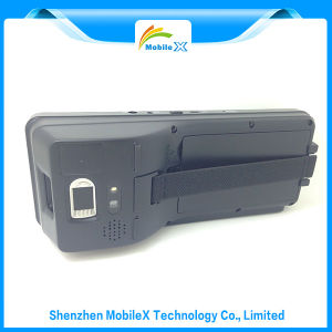 Handheld Android POS Terminal, 2D Barcode Scanner, 4G pictures & photos