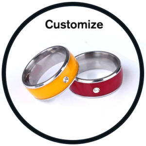 Custom Jakcom R3 R3f Smart NFC Ring for Smart Phone pictures & photos