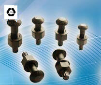 DIN En 14399-4 Heavy Hex Bolts with Black pictures & photos
